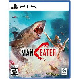 PS5 Maneater 北米版[新品]11/12発売