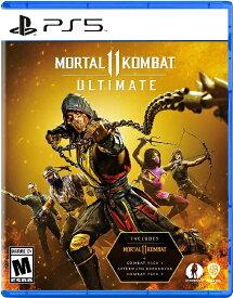 PS5 MORTAL KOMBAT 11 Ultimate edition 北米版[新品]11/17発売