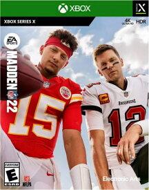 XSX NFL 22 北米版[新品]