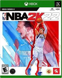 XSX NBA 2K22 北米版[新品]9/10発売