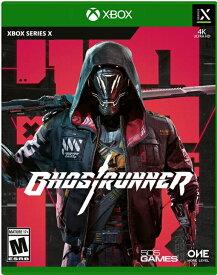 XSX Ghostrunner 北米版[新品]9/28発売