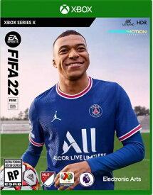 XSX FIFA 22 北米版[新品]10/1発売