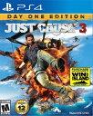 PS4 Just Cause 3 USA(ジャストコーズ3 北米版)〈Square Enix〉