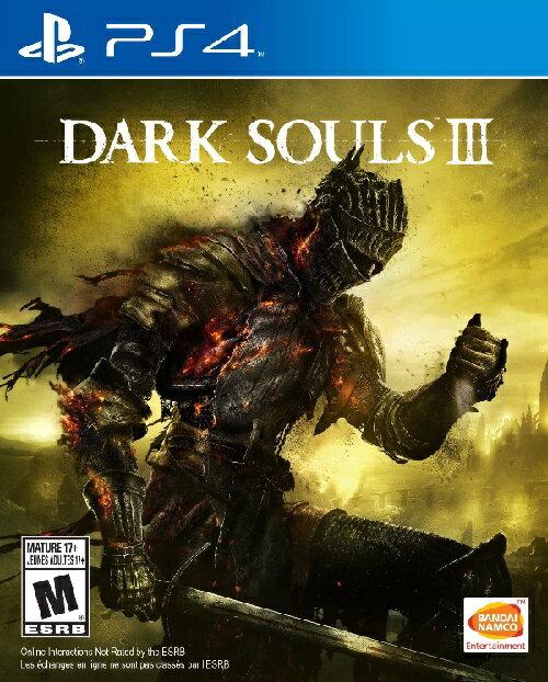 PS4 DARK SOULS III USA(ダークソウルIII 北米版)〈Bandai Namco Games〉【新品】