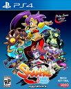 PS4 Shantae:Half-Genie Hero-Risky Beats Edition(シャンティハーフジニーヒーロー リスキービーツエディション 北米...