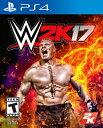 PS4 WWE 2K17 (ダブリュダブリュイー2K17 北米版)〈2K Games〉【新品】