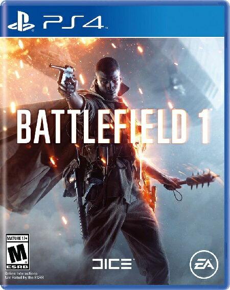 PS4 Battlefield 1 (バトルフィールド1 北米版)〈Electronic Arts〉