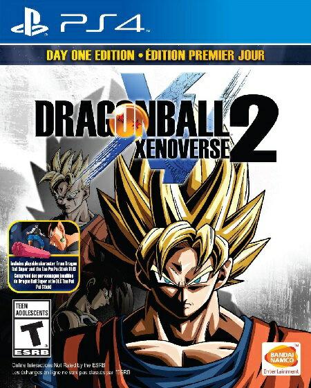 PS4 Dragon Ball Xenoverse 2(ドラゴンボールゼノバース2 北米版)〈Bandai〉