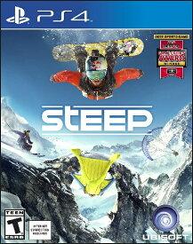 PS4 Steep(スティープ 北米版)〈Ubisoft〉[新品]