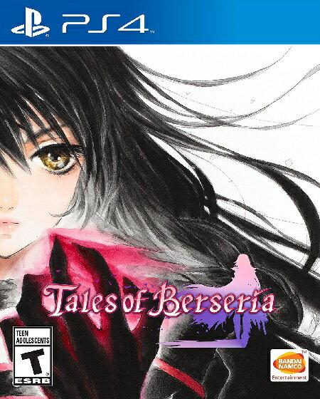 PS4 Tales of Berseria(テイルズオブベルセリア 北米版)〈Bandai〉[新品]