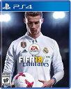 PS4 FIFA 18 USA(フィファ18 北米版)〈Electronic Arts〉9/29発売[新品]