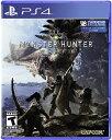 PS4 Monster Hunter World(モンスターハンターワールド 北米版)〈Capcom〉1/26発売[新品]
