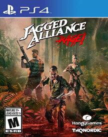 PS4 Jagged Alliance:Rage!(ジャギドアライアンスレイジ! 北米版)[新品]