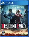 PS4 Resident Evil 2(レジデントエビル2 北米版)〈Capcom〉1/25発売[新品]