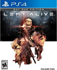 PS4 LEFT ALIVE (レフトアライブ 北米版)[新品]