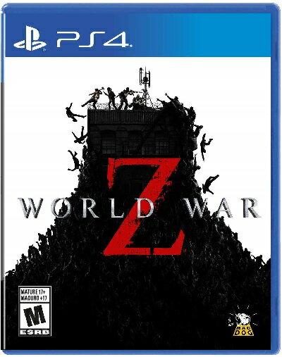 PS4 World War Z(ワールド・ウォーZ 北米版)〈Mad Dog Games〉4/16発売[新品]※次回入荷まち
