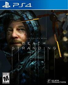 PS4 Death Stranding 北米版[新品]