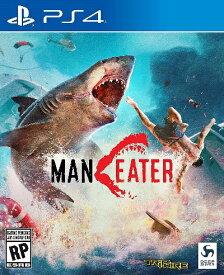 PS4 Maneater 北米版[新品]