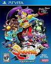 PSVita Shantae:Half-Genie Hero-Risky Beats Edition(シャンティハーフジニーヒーロー リスキービーツエディション...