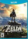 WiiU The Legend of Zelda:Breath of the Wild(レジェンドオブゼルダ:ブレスオブワイルド 北米版)〈Nintendo〉[...