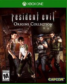 Xone Resident Evil Origins Collection USA(レジデントエビル オリジンコレクション 北米版)〈Capcom〉
