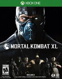 XboxONE MORTAL KOMBAT XL(モータルコンバットXL 北米版)[新品]