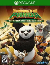 Xone Kung Fu Panda: Showdown of Legendary Legends USA(カンフーパンダ ショウダウンオブレジェンダリーレジェンド 北米版)〈Little Orbit〉
