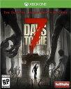XONE 7 Days to Die USA(セブンデイズトゥーダイ 北米版)〈Telltale Publishing〉[新品]