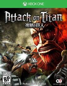 XONE Attack on Titan(アタックオンタイタン 北米版)〈Tecmo Koei〉