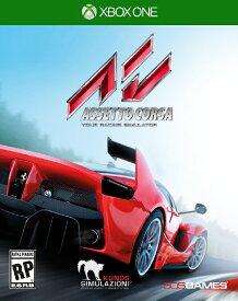 XboxONE Assetto Corsa(アセットコルサ 北米版)[新品]