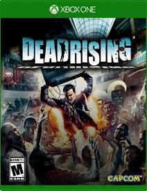 XboxONE DEAD RISING 北米版[新品]