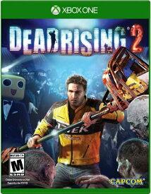 XboxONE DEAD RISING 2(デッドライジング2 北米版)〈Capcom〉