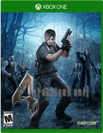 XboxONE Resident Evil 4(レジデントエビル4 北米版)〈Capcom〉