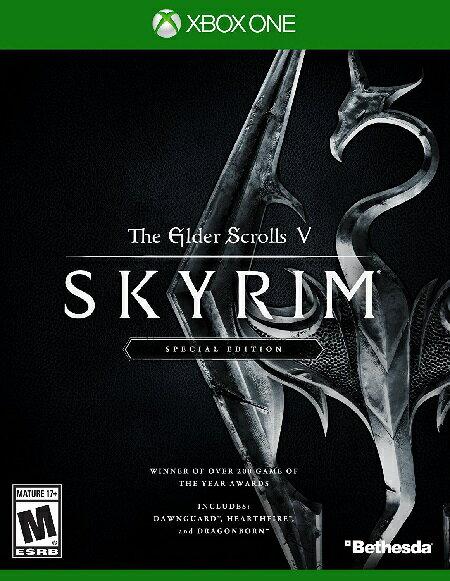 XboxONE The Elder Scrolls V SKYRIM SPECIAL EDITION(エルダースクロールV スカイリムスペシャルエディション 北米版)〈Bethesda〉[新品]