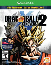 XboxONE Dragon Ball Xenoverse 2(ドラゴンボールゼノバース2 北米版)〈Bandai〉