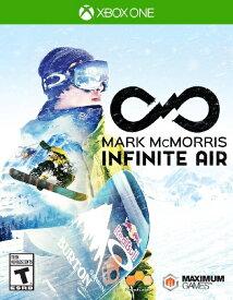 XboxONE Mark McMorris:Infinite Air(マークマクモリス:インフィニットエアー 北米版)〈Maximum Games〉