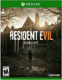 XboxONE Resident Evil 7:Biohazard 北米版[新品]