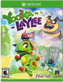 XboxONE Yooka-Laylee(ユーカレイリー北米版)〈Sold Out〉[新品]