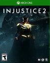 XboxONE Injustice 2(インジャスティス2 北米版)〈Warner Home Video Games〉5/16発売[新品]