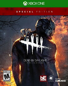 XboxONE Dead by Daylight*Damage&Once opened(デッドバイデイライト*ケースダメージ・開封品 北米版)〈505 Games〉[未使用]