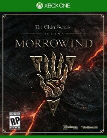 XboxONE The Elder Scrolls Online:Morrowind(エルダースクロールオンライン モロウィンド北米版)〈Bethesda〉[新品]