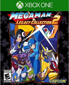 XboxONE Mega Man Legacy Collection 2(メガマン レガシーコレクション2北米版)〈Capcom〉[新品]