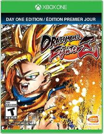 XboxONE Dragon Ball FighterZ(ドラゴンボールファイターズ 北米版)〈Bandai Namco Entertainment America〉[新品]