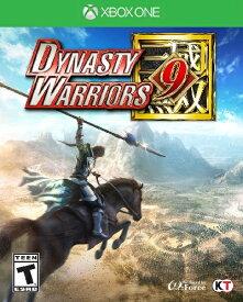 XboxONE Dynasty Warriors 9 US(ダイナスティウォーリアーズ9 北米版)〈Tecmo Koei〉[新品]