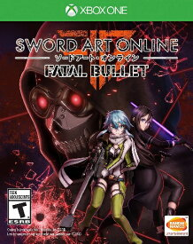 XboxONE Sword Art Online:Fatal Bullet US(ソードアート・オンライン フェイタル・バレット 北米版)〈Bandai Namco Entertainment America〉[新品]