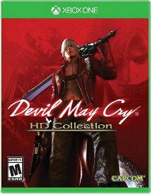 XboxONE Devil May Cry HD Collection US(デビルメイクライHDコレクション 北米版)〈Capcom〉[新品]