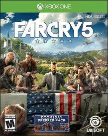 XboxONE Far Cry 5 北米版[新品]