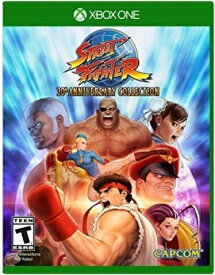 XboxONE Street Fighter 30th Anniversary Collection US(ストリートファイター30thアニバーサリーコレクション 北米版)〈Capcom〉[新品]