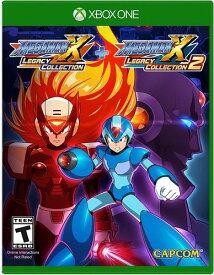 XboxONE Mega Man X Legacy Collection 1+2 (メガマンエックス レガシーコレクション1+2 北米版)[新品]