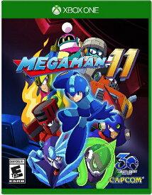 XboxONE Mega Man 11(メガマン11 北米版)〈Capcom〉[新品]